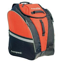 Transpack Competition Pro Ski Boot Bag 2019, Orange-Silver Electric, 256