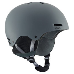 Anon Raider Helmet 2018, Gray, 256
