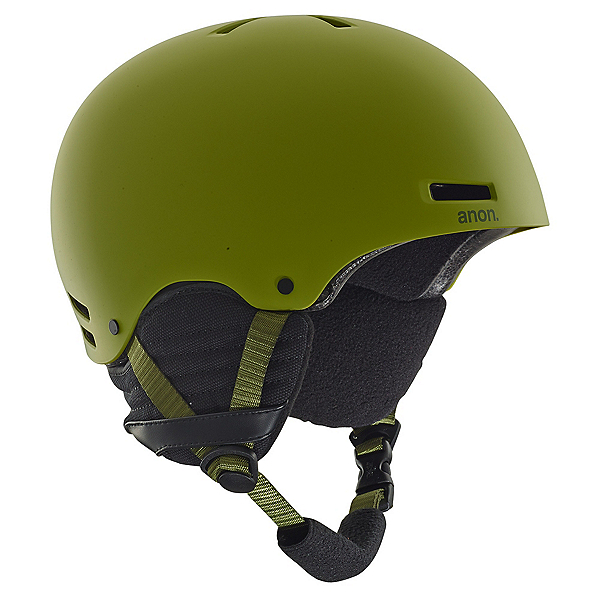 Anon Raider Helmet, Green, 600