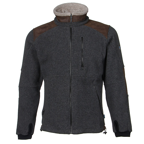 KUHL Alpenwurx Mens Jacket, Steel, 600