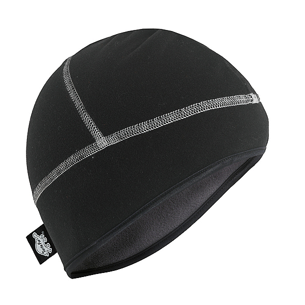 Turtle Fur Polartec Windbloc Skull Cap, Black, 600