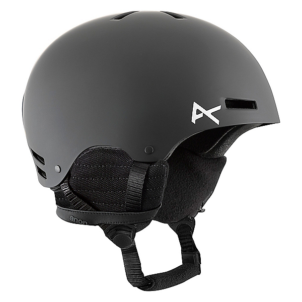 Anon Rime Kids Helmet 2018, Black, 600