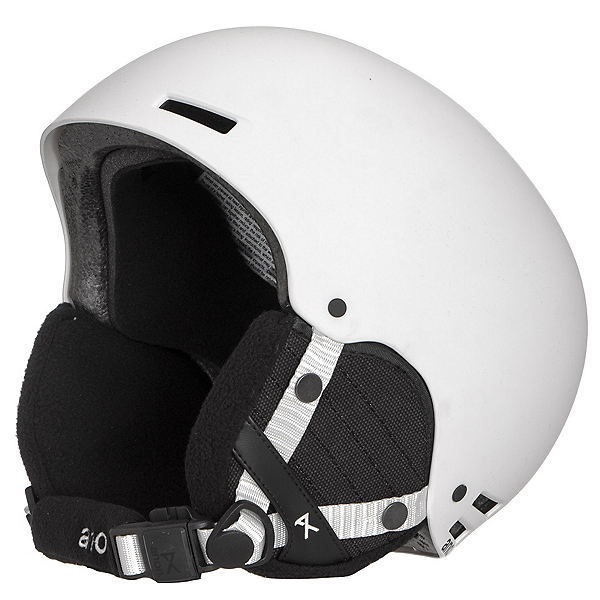 Anon Rime Kids Helmet, White, 600