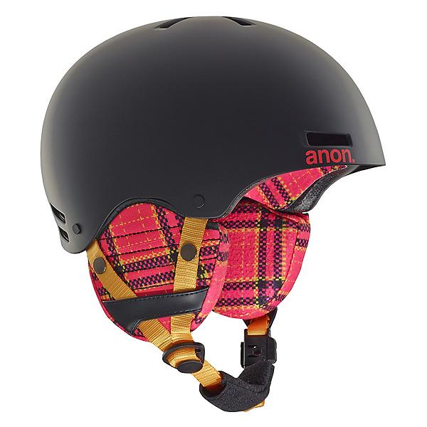 Anon Rime Kids Helmet, Flannle Black, 600