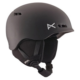 Anon Burner Kids Helmet 2018, Black, 256