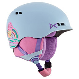 Anon Burner Kids Helmet 2018, Snackpack Blue, 256