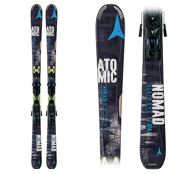 Atomic nomad blackeye ti skis with xto bindings