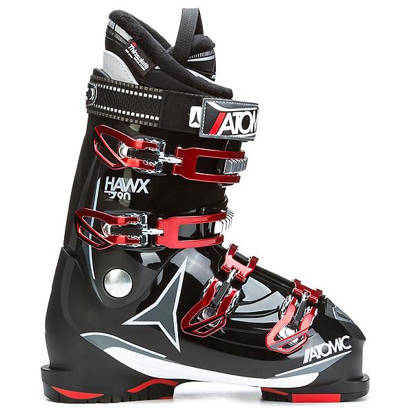 Atomic Hawx 2.0 90 Ski Boots, Black-Black, 600