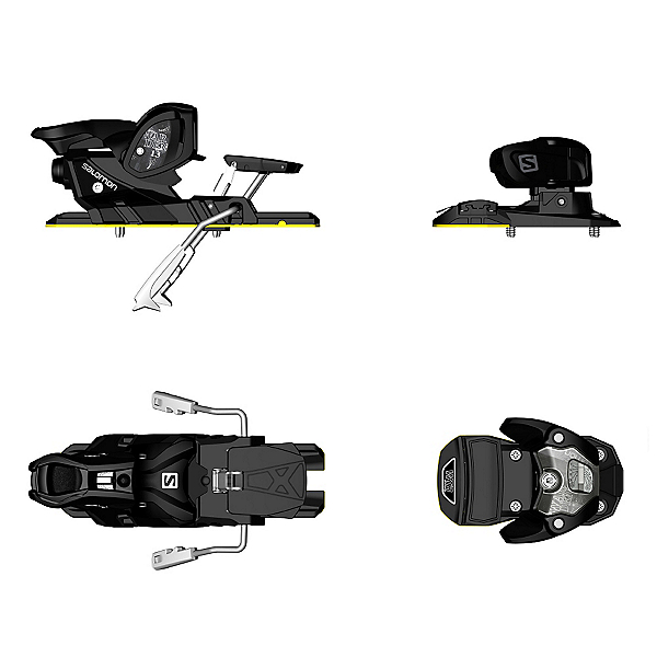 Salomon Warden MNC 13 Ski Bindings, , 600