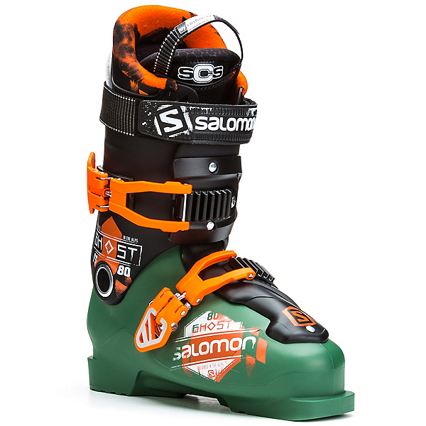Salomon Ghost FS 80 Ski Boots, , 600