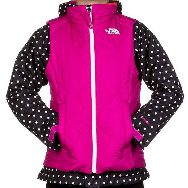 The North Face Vestamatic Triclimate Girls Ski Jacket (Previous Season), , 600