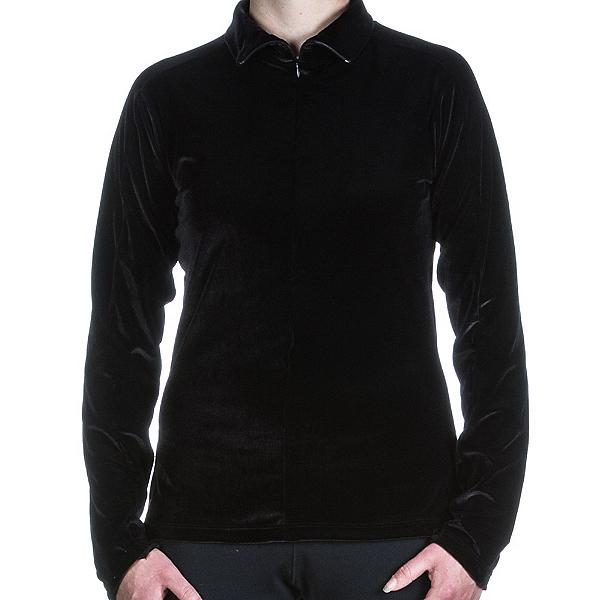 Skea Invisible Zip T Neck Womens Mid Layer, , 600