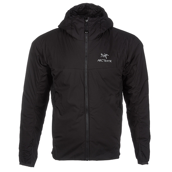 Arc'teryx Atom LT Hoody Mens Jacket, Black, 600