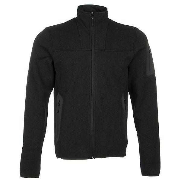 Arc'teryx Covert Cardigan Mens Jacket, Black, 600