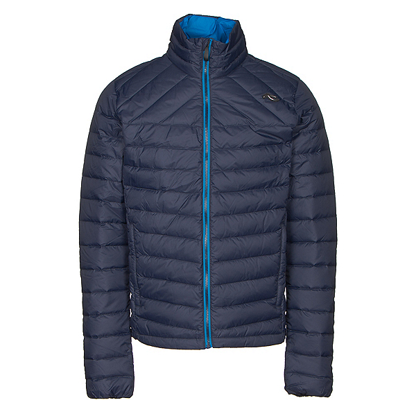 KJUS Blackcomb Mens Jacket, Atlanta Blue-Malawi Blue, 600