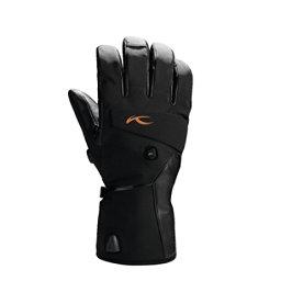 KJUS BT Touch Screen Gloves, Black, 256