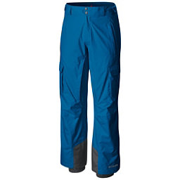 Columbia Ridge 2 Run II Mens Ski Pants, Dark Compass, 256