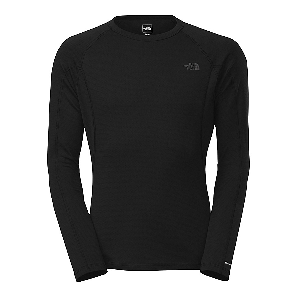 The North Face Warm L/S Crew Neck Mens Long Underwear Top (Previous Season), , 600