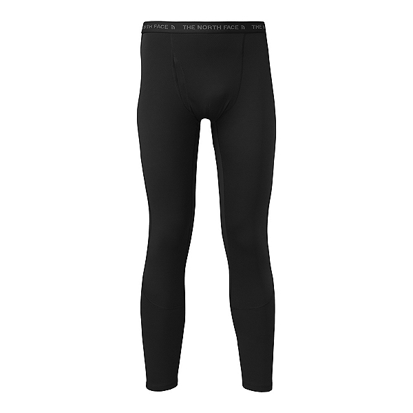 The North Face Warm Tight Mens Long Underwear Pants, TNF Black, 600