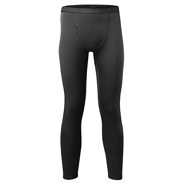 The North Face Warm Tight Mens Long Underwear Pants, TNF Black-TNF Black, 600