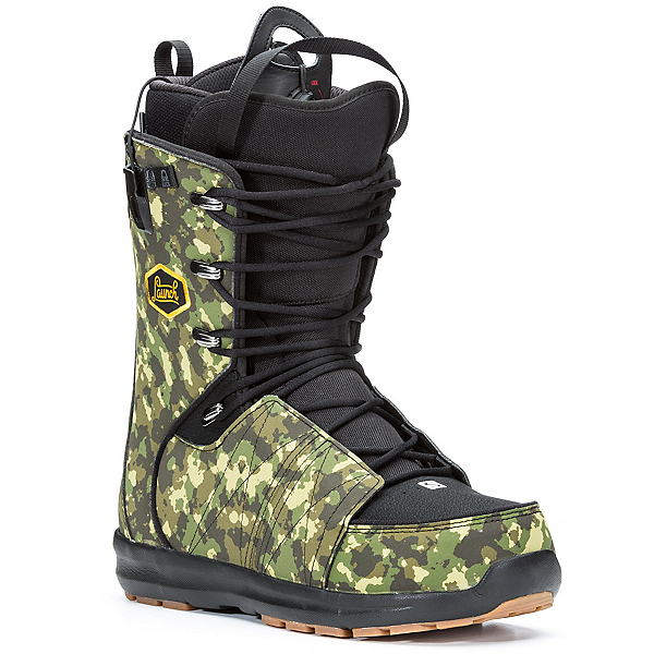 Salomon Launch Lace Str8Jkt Snowboard Boots, , 600