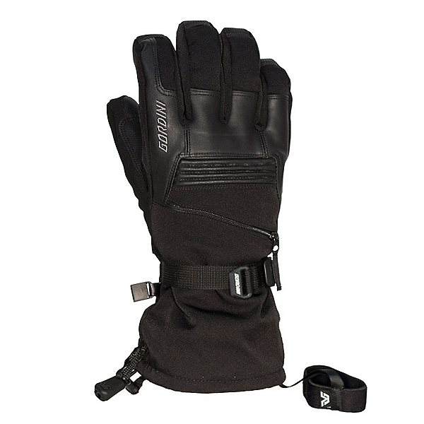 Gordini Gore-Tex Storm Trooper II Gloves, Black, 600