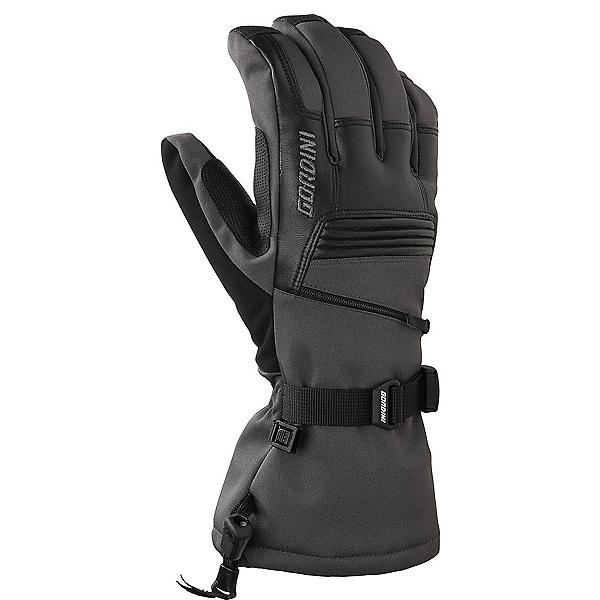 Gordini Gore-Tex Storm Trooper II Gloves, Gunmetal-Black, 600
