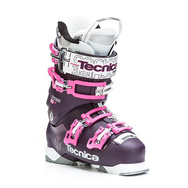 Tecnica Cochise 95 W Womens Ski Boots, Violet, 600