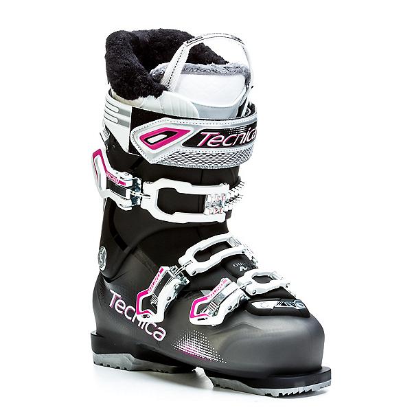 Tecnica Ten.2 85 W C.A. Womens Ski Boots, Black, 600