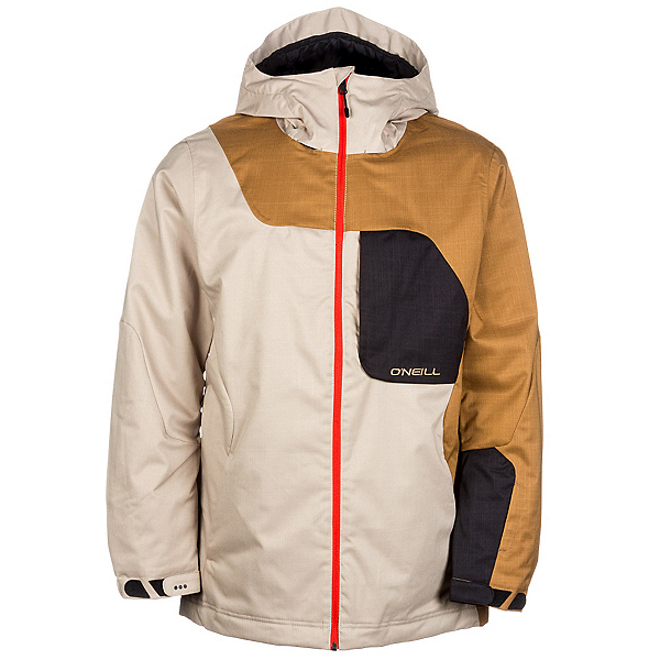 O'Neill David Wise Mens Insulated Ski Jacket, , 600