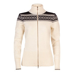 Dale Of Norway Hemsedal Womens Sweater, Off White-Navy, 256