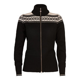 Dale Of Norway Hemsedal Womens Sweater, Black-Off White, 256