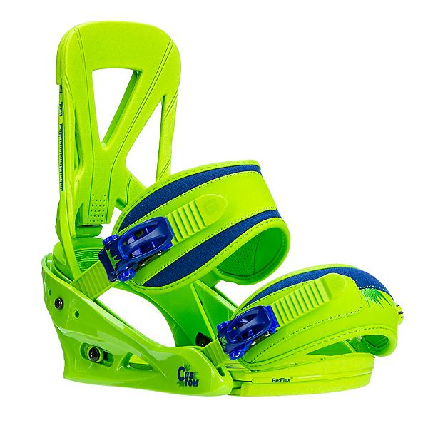 Burton Custom Snowboard Bindings, , 600