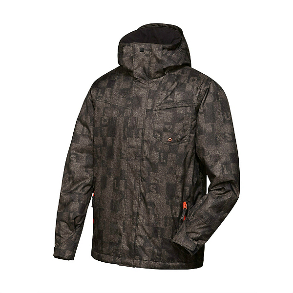 Quiksilver  Mens Insulated Snowboard Jacket, , 600
