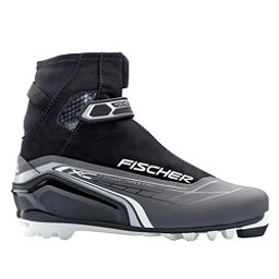 Fischer XC Comfort Pro NNN Cross Country Ski Boots, Silver, 256