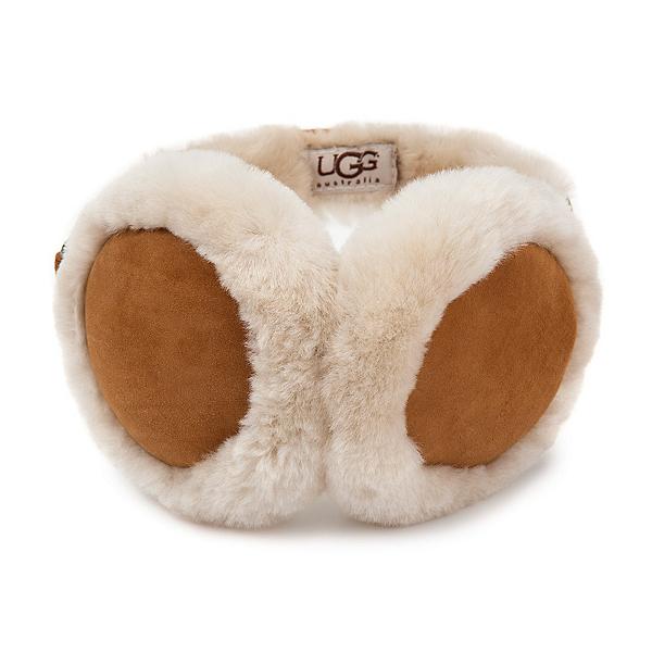 UGG Classic Wired Earmuff Womens Hat, , 600