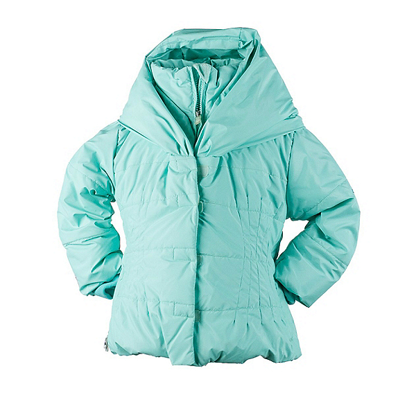 Obermeyer Ingenue Toddler Girls Ski Jacket, Mint, 600