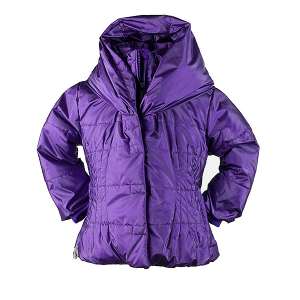 Obermeyer Ingenue Toddler Girls Ski Jacket, Iris Purple, 600