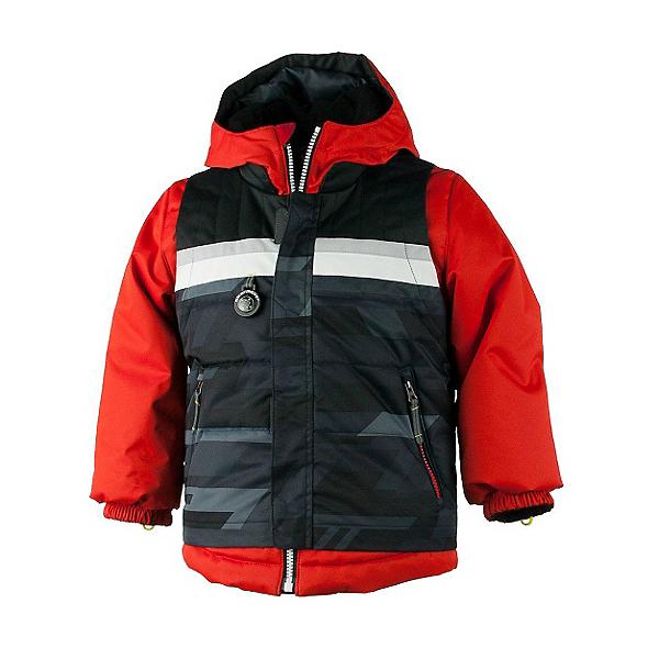 Obermeyer Grom Toddler Boys Ski Jacket, , 600