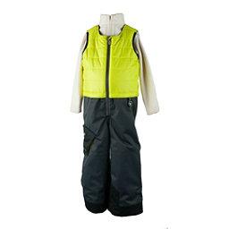Obermeyer Chilkat Bib Toddler Boys Ski Pants, Lightsaber, 256