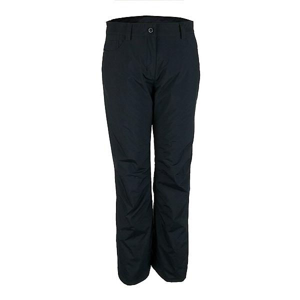 Obermeyer Jewel Jean Short Womens Ski Pants, Black, 600
