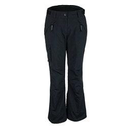 Obermeyer Canyons Womens Ski Pants, Black, 256