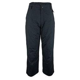 Obermeyer Keystone Shell Mens Ski Pants, Black, 256