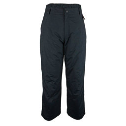 Obermeyer Keystone Shell Long Mens Ski Pants, Black, 256