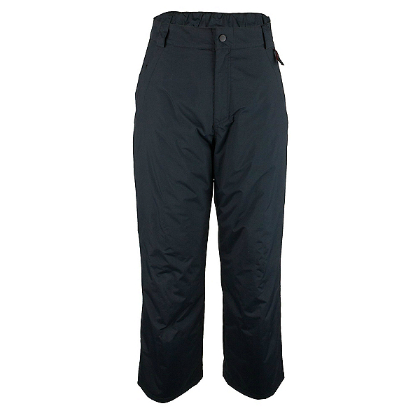 Obermeyer Keystone Shell Long Mens Ski Pants, Black, 600