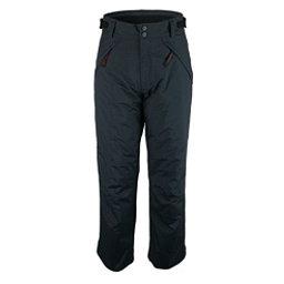 Obermeyer Brighton Short Mens Ski Pants, Black, 256