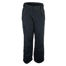 Obermeyer Premise Cargo Mens Ski Pants, Black, 256