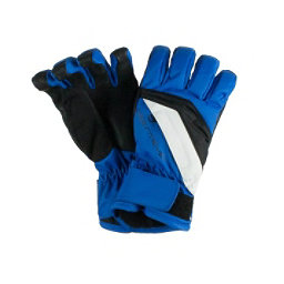 Obermeyer Alpine Teen Boys Gloves, True Blue, 256