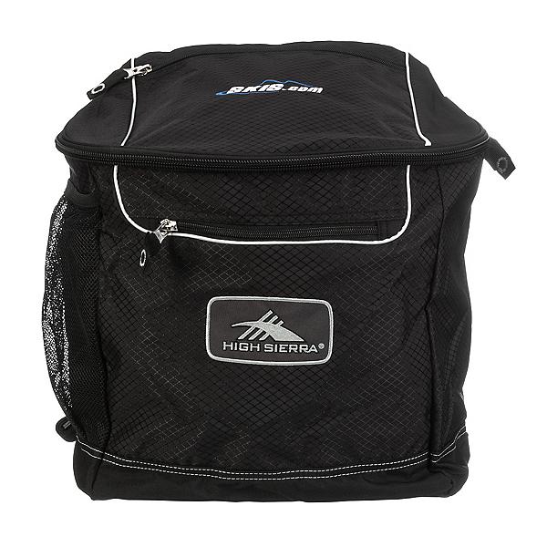 High Sierra Bucket Ski Boot Bag, Black, 600