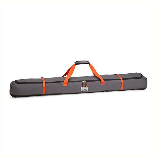 High Sierra Single Ski Bag, Mercury-Black-Red Line, 600
